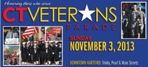 2013 vet parade banner