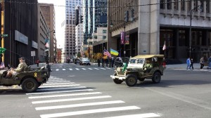 2013 vet parade jeeps