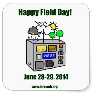 2014 ICRC field day